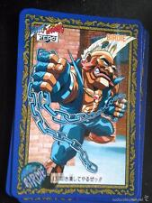 street fighter II ZERO card game trading card n 13