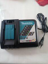 Chargeur rapide MAKITA DC18RC pour batterie Li-Ion, Ni-Mh 9,6 à 18 V  NEUF