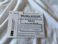 More details for 1982 ireland v scotland five nations champions triple crown rugby ticket