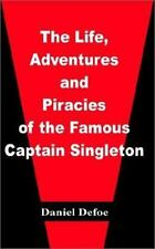 The Life, Adventures, and Piracies of the Famous Captain Singleton-ExLibrary