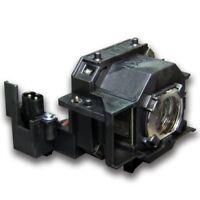 Alda PQ Original Beamerlampe / Projektorlampe für EPSON MovieMate 72 Projektor