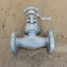 "BONNEY FORGE 0719480046 1"" INCH flanged globe valve DN25 25mm Class 600 a105n"