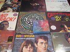 THE VANGUARD RECORDS CISCO RECORDS AUDIOPHILE LIMITED EDITION 180 GRAM VINYL+CD