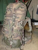 Sac à dos 100l félin F3 réglementaire Armée Française camouflage C/E