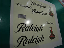 "Raleigh Gran Sport decal set. 1980's type. Fresh artwork. Type ""B"""
