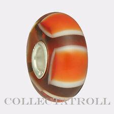 Authentic Trollbeads Red Symmetry Bead Trollbead 61408  : TGLBE-10082