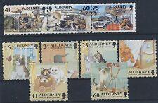 Alderney Jahrgang 1996 postfrisch in den Hauptnummern kompl.....................