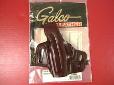 LH Galco FL443H Fletch Leather Belt Holster for Taurus PT145  Pistol - NIB
