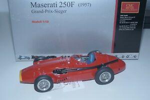 1/18 Maserati 250F mit FEUERLöSCHER  CMC M-051 #0261 sehr selten