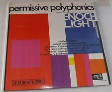 Permissive Polyphonics  PRQD 5048    Quadraphonic (Record)  Sealed