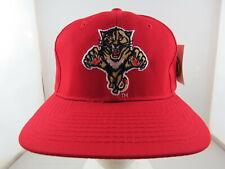 Florida Panthers Hat (VTG) - Original Logo by Starter - Adult Snapback - NWT