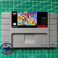 New Super Mario Land 1.2 V✿✿Video game SNES USA Version