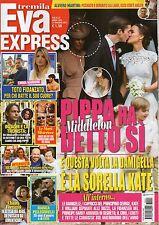 Eva 2017 23.Pippa Middleton,Emma Marrone,Kim Rossi Stuart & Ilaria Spada,Inzaghi