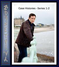 CASE HISTORIES - COMPLETE SERIES 1 & 2    **BRAND NEW DVD BOXSET **