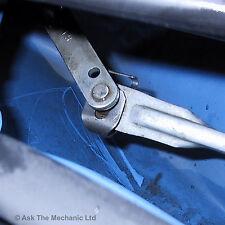 Ask The Mechanic Fiat Windscreen Wiper Motor Linkage Mechanism Rod Repair Clip