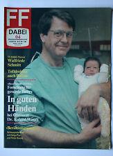 DDR Fernsehzeitschrift FF Dabei RARITÄT 04/1986 TOP !!