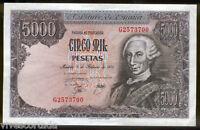 5.000 Pesetas 1976 Carlos III @@ Sin Circular @@