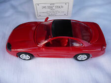 1992 DODGE STEALTH R/T TURBO RED