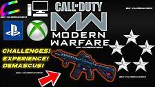 Call of Duty:Modern Warfare║Prestige Boost Bot Lobby Mods Recovery *PS4/PC/XB1*