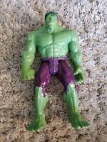 """Marvel Hasbro 2013 The Hulk Action Figure 12"""""""