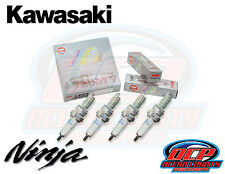 KAWASAKI 2012 - 2015 ZX10R ZX 10 NINJA NGK CR9EIA-9 LASER IRIDIUM SPARK PLUG (4)