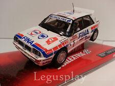 "Slot SCX Scalextric 6454 Lancia Delta HF Integrale ""D.Auriol"" Nº1"