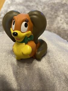 Lady And The Tramp Disney Plastic Figure Figurine Lady Dog Toy
