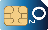 02  prepay pay as you go SIM Card trio sim size  (buy 1 get 1 free)