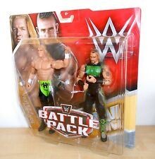 WWE-TRIPLA H & ROAD DOGG-MATTEL Battle Pack-Serie 45-WRESTLING FIGURE