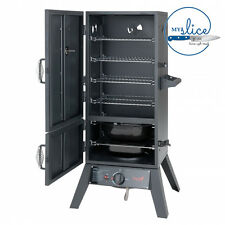 Hark 2 Door Gas Smoker - HK0522