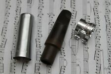 Vintage Berg Larsen 80/2 SMS tenor  saxophone mouthpiece with Ligature and Cap
