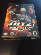 NHL Hitz 20-03 Nintendo GameCube Hockey Game New