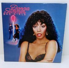 Donna Summer – Bad Girls: Casablanca 1979 Vg+ Vinyl 2x Lp Gatefold Album