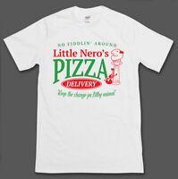 Home Alone Inspired Little Nero's T-shirt - Retro 90s Christmas Film Movie Tee