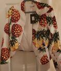 FashionNova Sweet And Sour BLAZER jacket SZ L