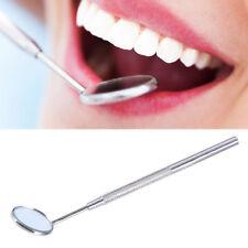 Manipuler Miroir Dentaire Outil Inspecter Dentiste Bouche Hygiéniste Instrument