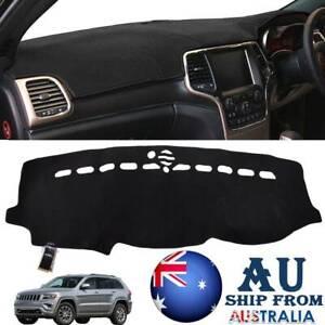 For Jeep Grand Cherokee WK2 2012 - 2020 Dash Cover Mat Dashboard Cover Dashmat