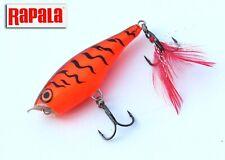 Leurre RAPALA SP05 Skitter Pop SP-5 OCW Orange Tiger 50 mm 7 grs