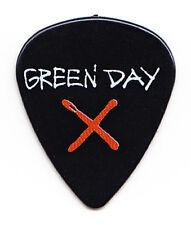 Green Day Revolution Radio Promotional Guitar Pick #3 - 2017