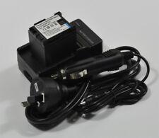 BP-819 Battery+Charger fr 819D 809 807 808 808D 827 827D VIXIA LEGRIA iVIS HF200