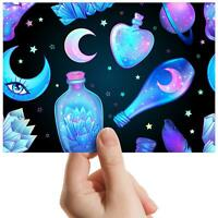"""Witch Craft Coven Magic Spell Small Photograph 6""""x4"""" Art Print Photo Gift #14717"""