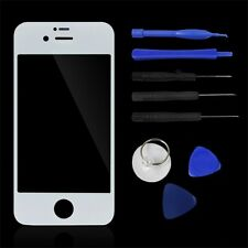 for iPhone 4S Front Replacement Part Lcd Glass Tools Kit Screen Repair White