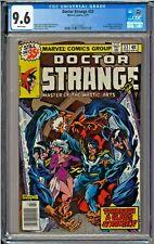 Doctor Strange #33 CGC 9.6 White Dweller-in-Darkness Dream Weaver Nightmare