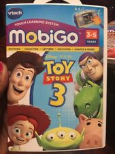 Vtech MobiGo Toy Story 3 Cartridge Spiel NEU