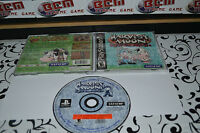 Harvest Moon: Back to Nature (Sony PlayStation 1, 2000) --Complete *Works on PS2