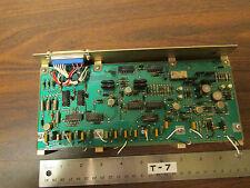 Military Multiplexer Converter PCB Watkins-Johnson Harris Components.