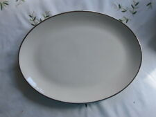Flintridge Bellmere Oval Serving Platter - Coupe