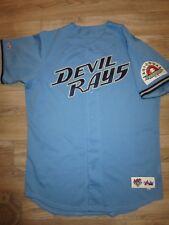 Tampa Bay Devil Rays #25 Arizona Fall League MLB Game Used Majestic Jersey 46