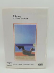 Pilates Inchloss Workout DVD - Lean, Tone, General Health & Fitness -
