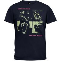 Rolling Stones - Emotional Rescue Adult Mens T-Shirt